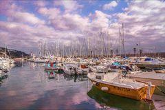 Port de Menton