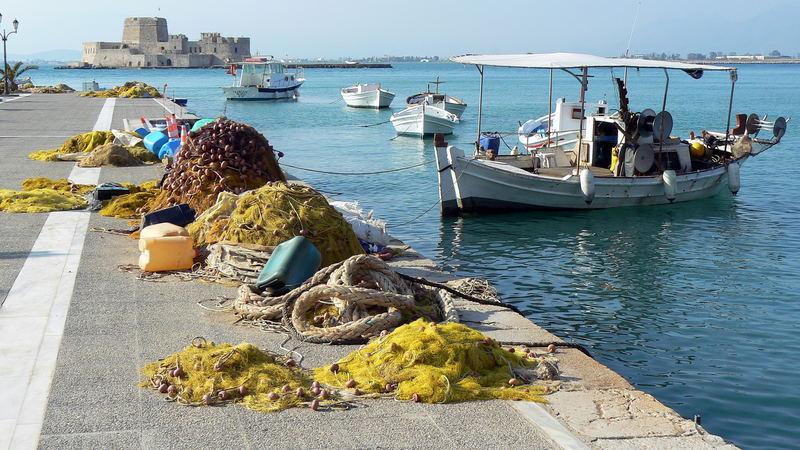 port de nafplio (grècia)