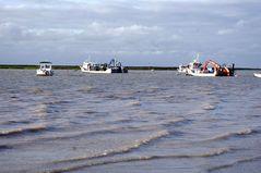 Port du Pavé, à Charron ...