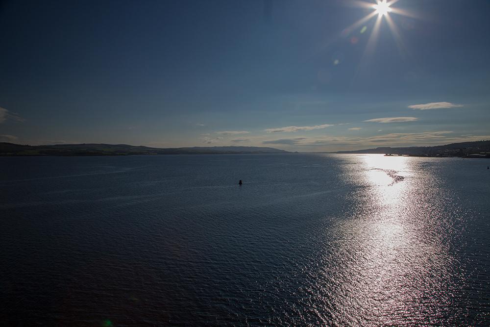 Port Greennock Schottland