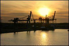 Port Helsinki-Vuosaari Mai 09