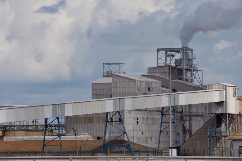 port industriel de Bye 2