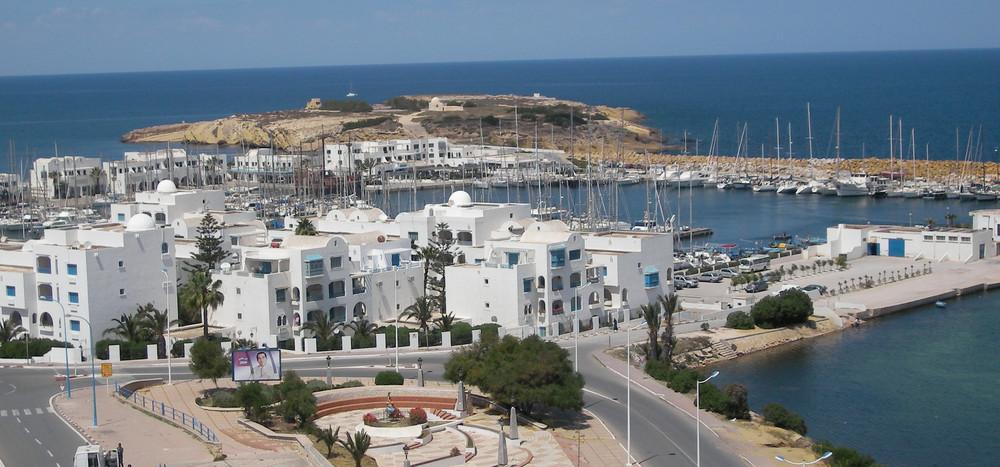 Port Marina Monastir