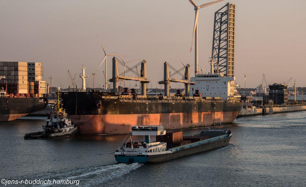 Port of Antwerpen