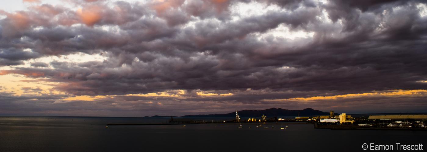 Port of Townsville Qld Australia