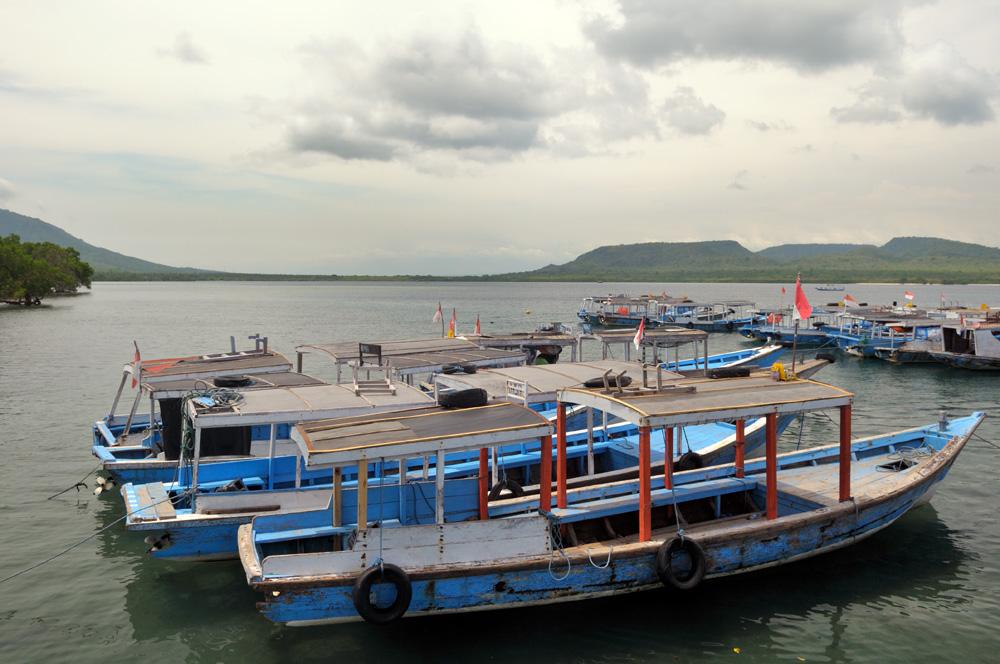 Port to Menjangan