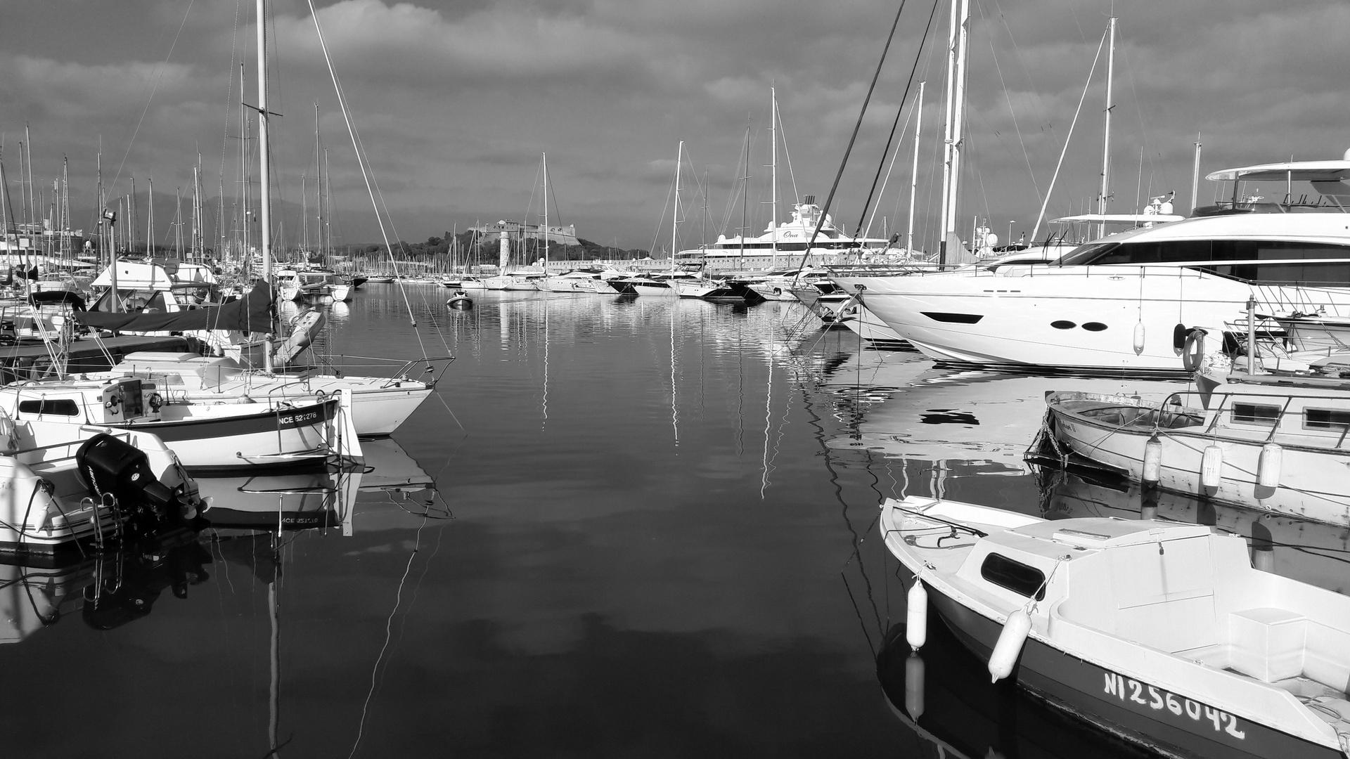 Port Vauban - Antibes