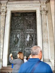 Porta a Santa Maria Maggiore