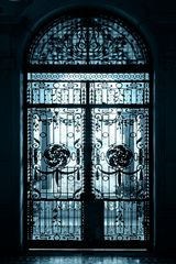 portail belle époque  ...