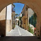 Portal auf Kreta