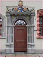 Portal aus der Renaissance . . .