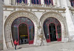 Portal Bahnhof Rossio