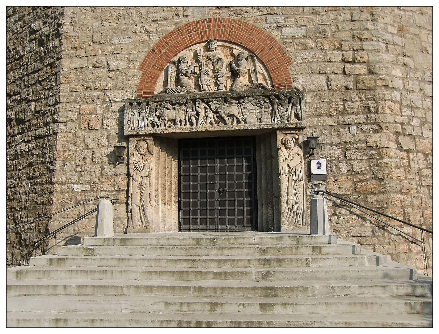 Portal der Reformations-Gedächtnis-Kirche