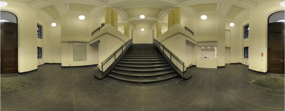 Portal I, Humboldt Carre Berlin