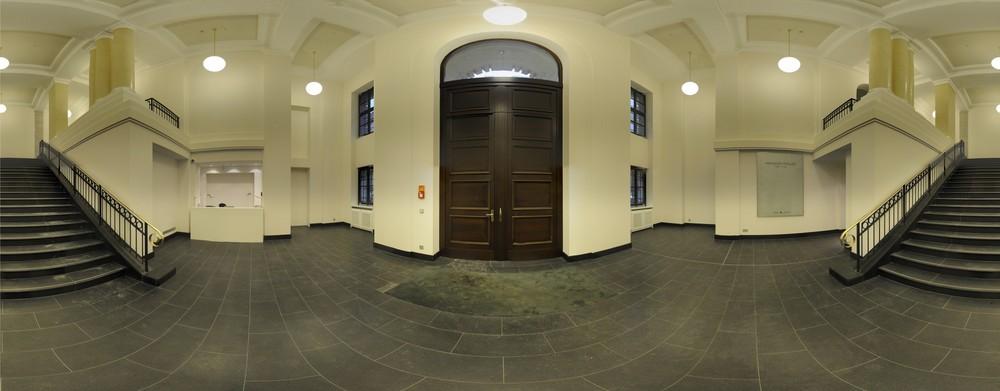 Portal II, Humboldt Carre Berlin