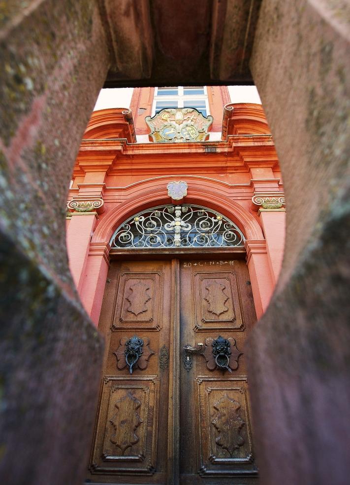 Portal Schloss Bonndorf