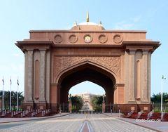 Portal zum Emirates Palace