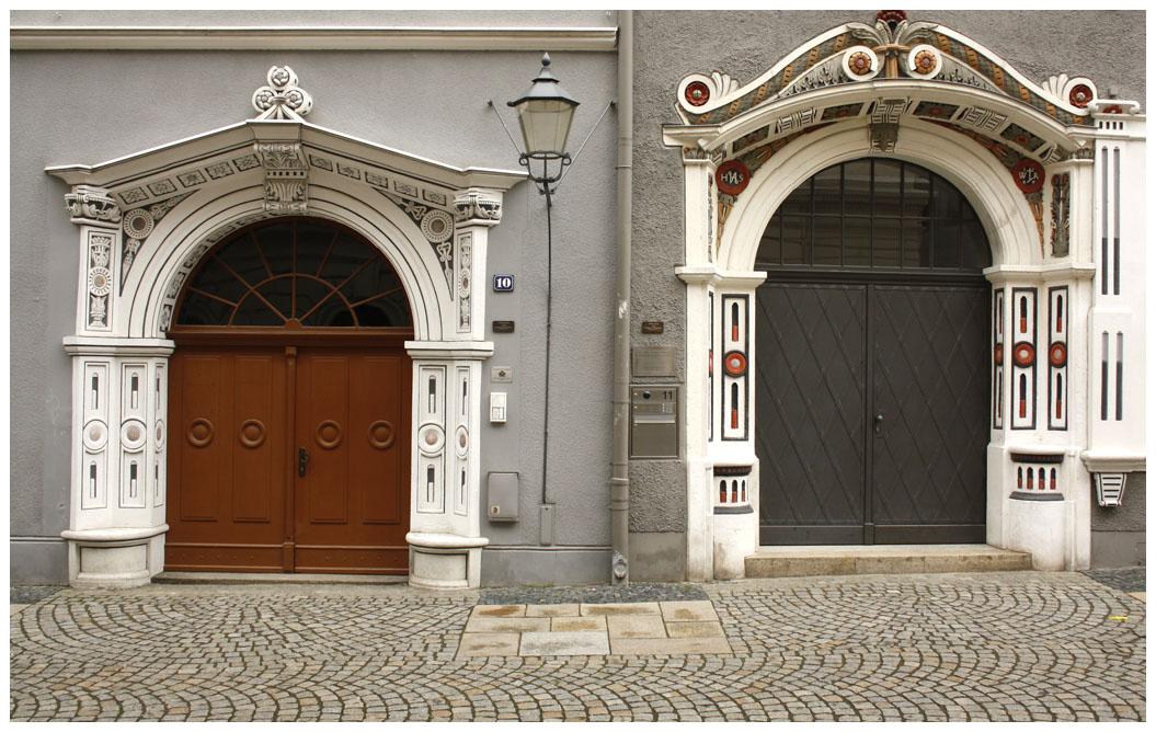Portale in Görlitz