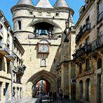 Porte de la grosse cloche à Bordeaux