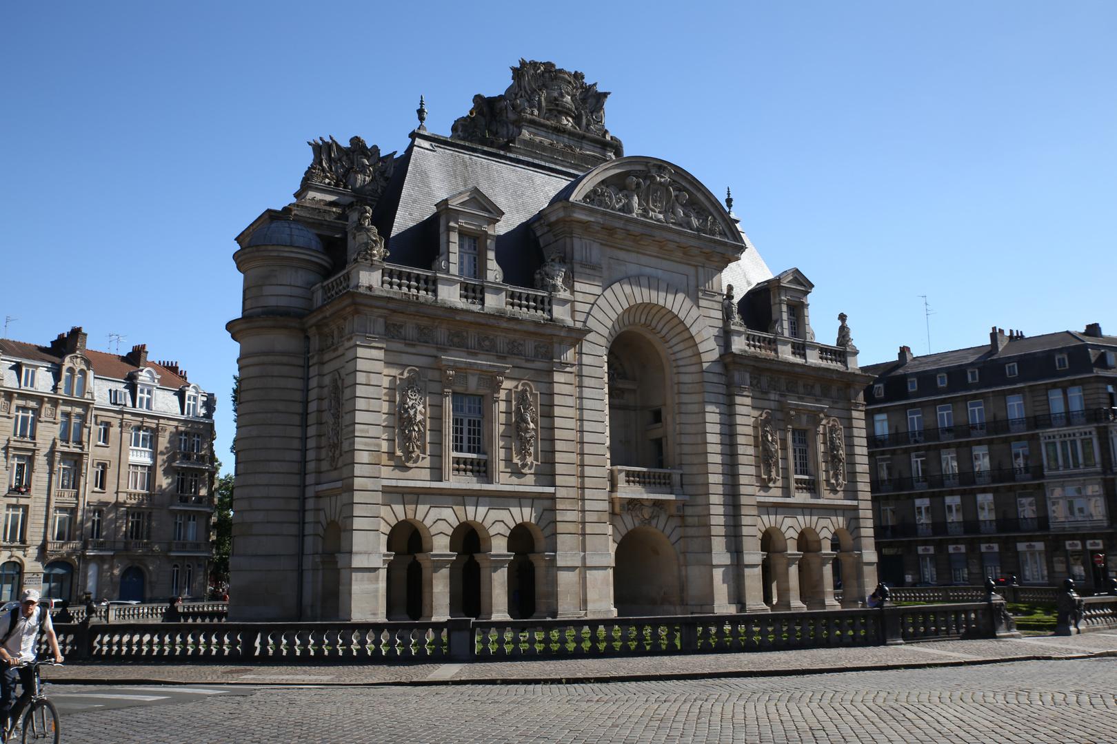 Porte de Paris Lille