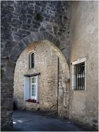 Porte du Datter (XIème siècle) Sauveterre-de-Béarn