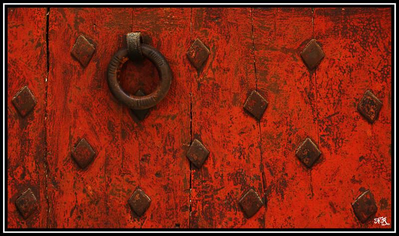 Porte médiévale