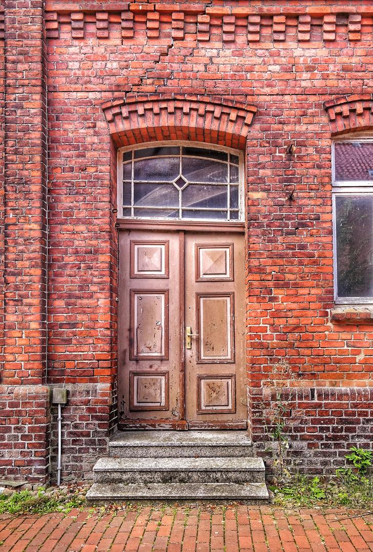 Portes et portails (31)  Rouge brique