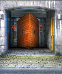 Portes et portails à Bruges (12)