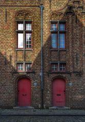 Portes et portails à Bruges 2