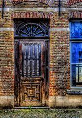 Portes et portails à Bruges 5