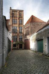 Portes et portails à Bruges 6