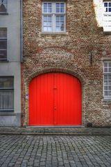 Portes et portails à Bruges 7