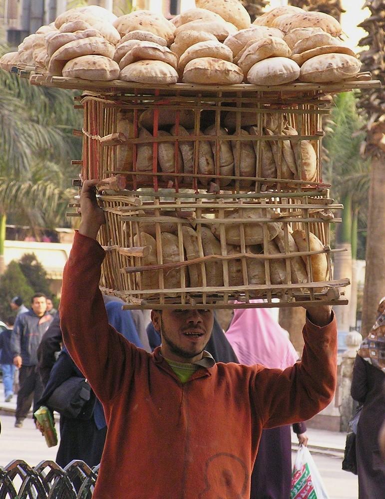 Porteur de notre pain quotidien