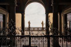 Porticato, Bergamo alta