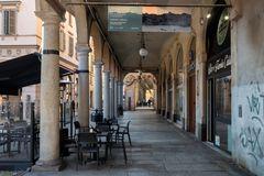 Portici di piazza della Repubblica, Novara