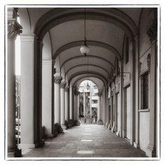 Portici di via XX Settembre, Novara