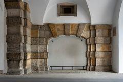 Portico del Castello di Praga