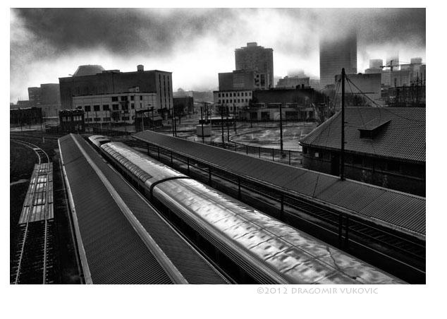 Portland Train