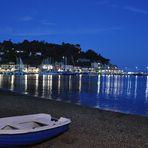 Porto Azzurro @ night