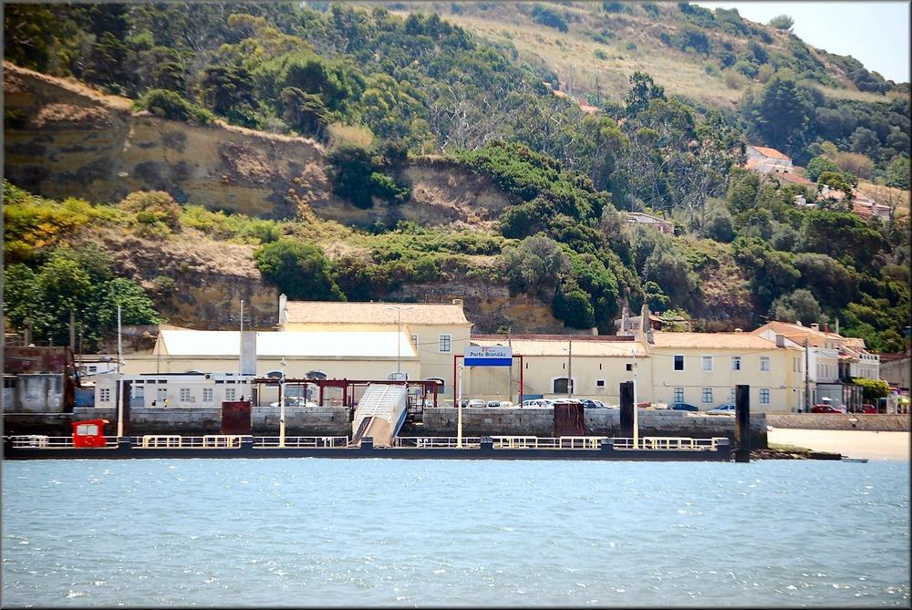 Porto Brandão...Hafen.
