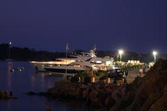 Porto Cervo bei Nacht 02