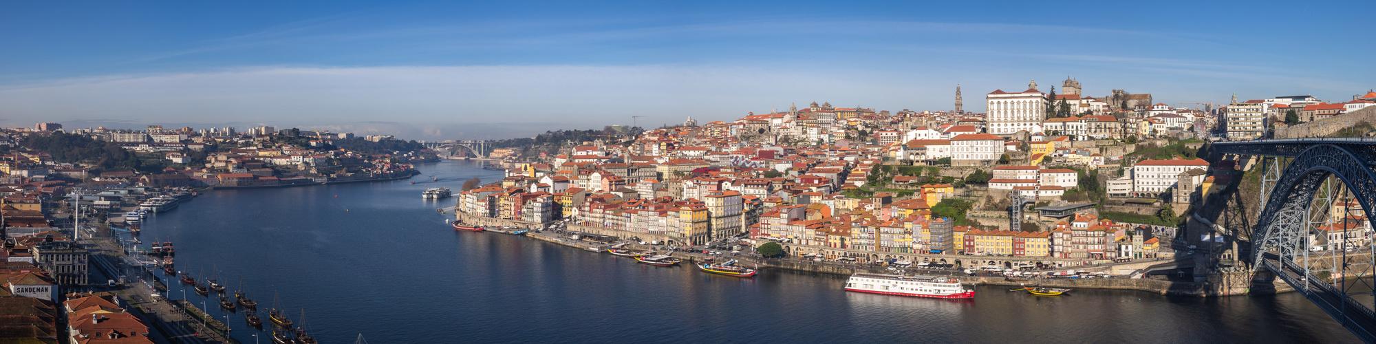 Porto im Januar