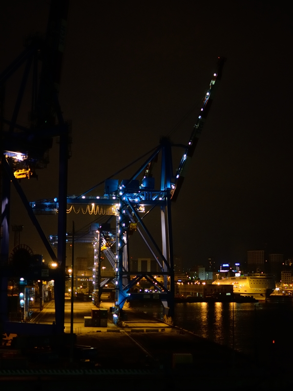 Porto industriale Genova