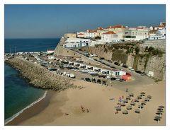 Porto pesca ..Ericeira, Portogallo.