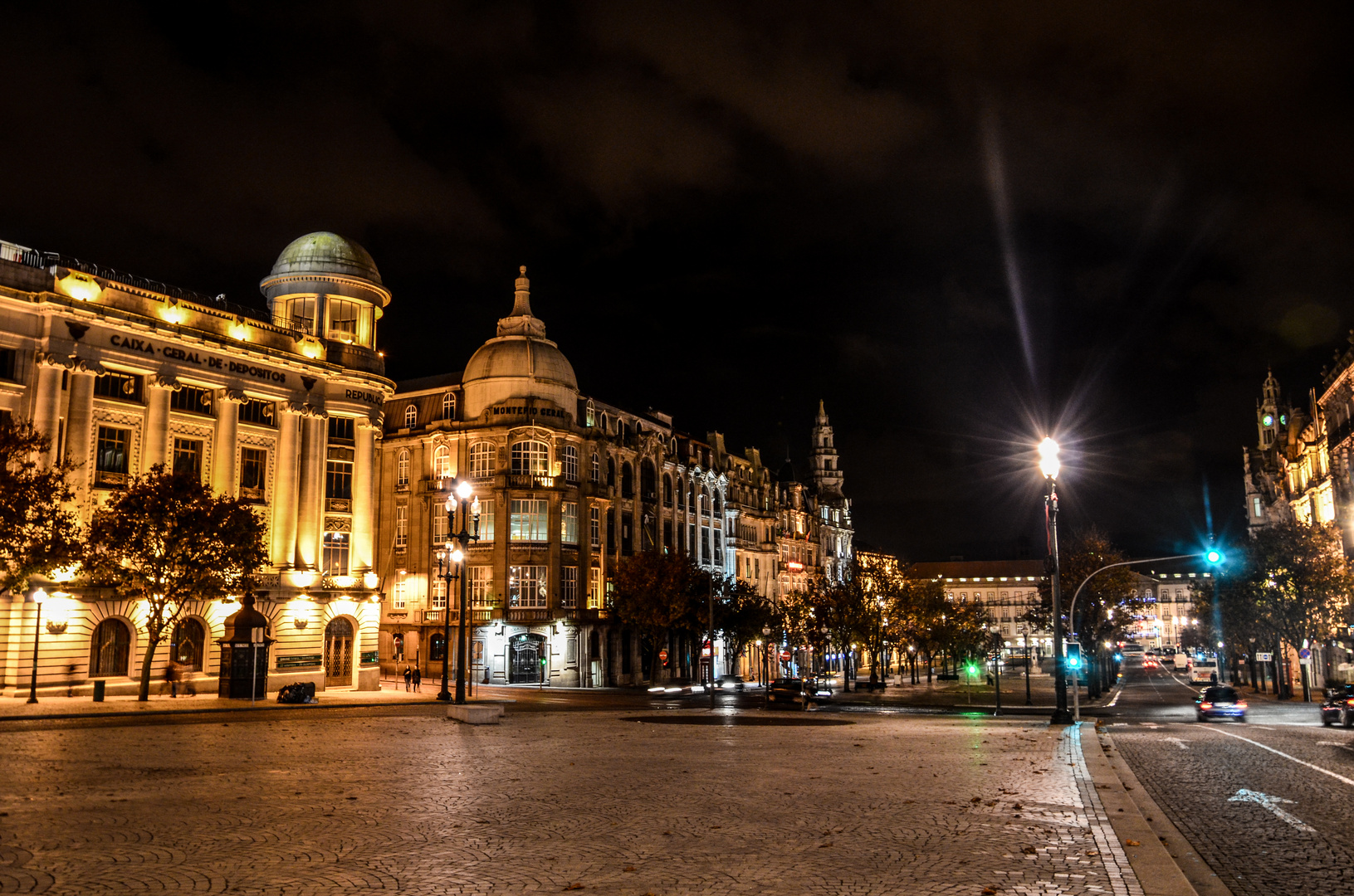 Porto, Portugal by Night