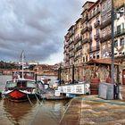 Porto - World Heritage Patrimony - Muro dos Bacalhoeiros