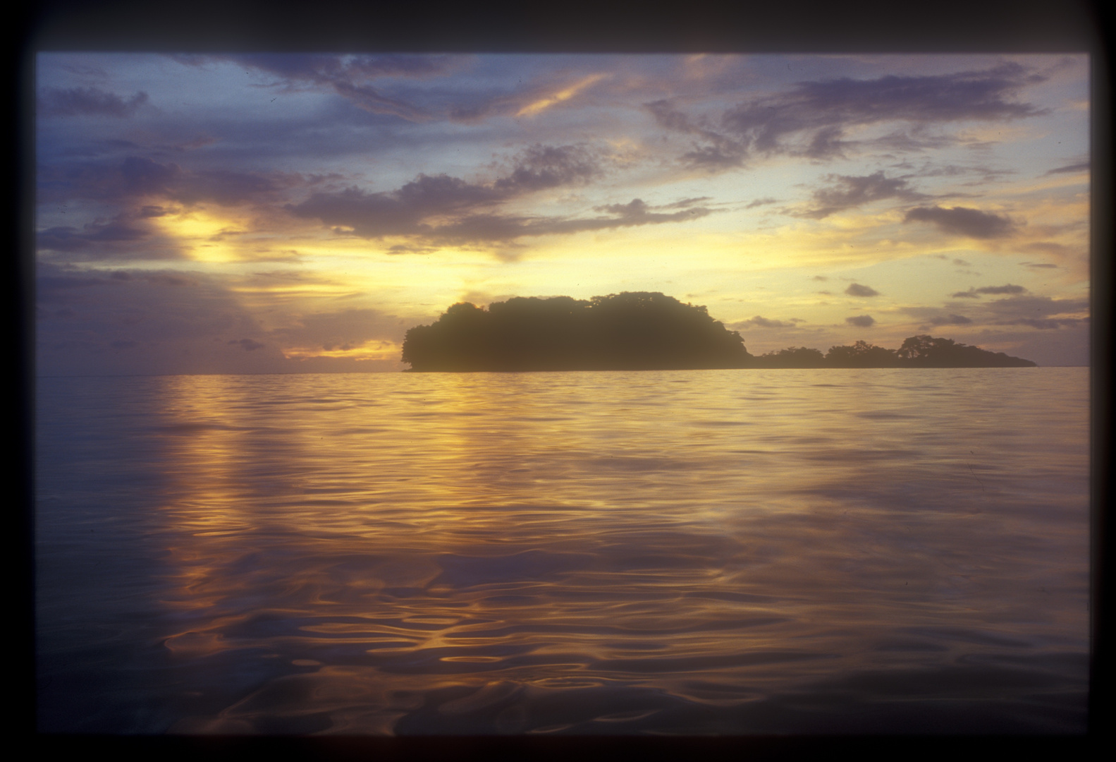 Portobello Sundown