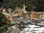 Portofino-Cinque Terre