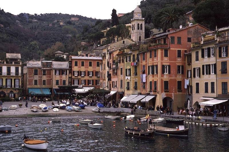 Portofino, Ligurische Küste, Italien