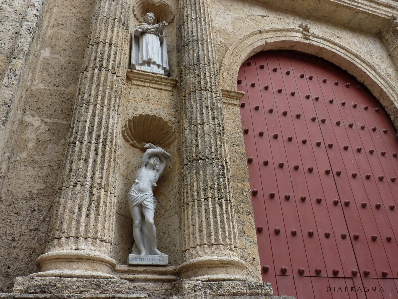 Portón de San Sebastián